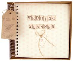 The Wedding Planner Book is a great Wedding Organizer