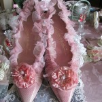 DIY Embellishment Ideas for Your Bridal Shoes!