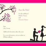 5 Unique Ideas For Wedding Invitations