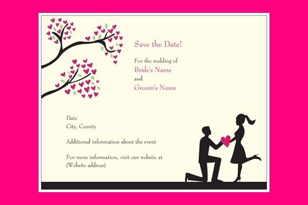 5 Unique Ideas For Wedding Invitations 1