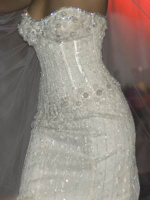 Most Expensive Wedding Dresses 2