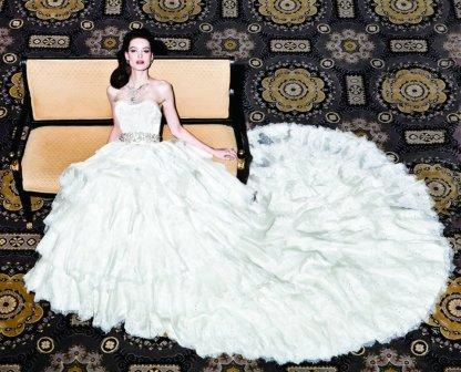 Most Expensive Wedding Dresses 3