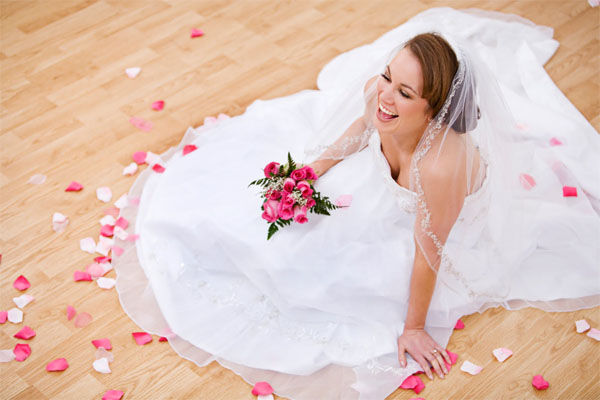 Secrets Of A High Style, Low Cost Wedding 1