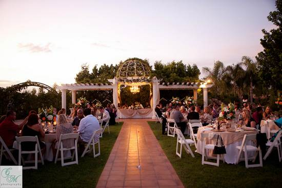 How to Create Your Dream Wedding in Your Own Back Garden 4