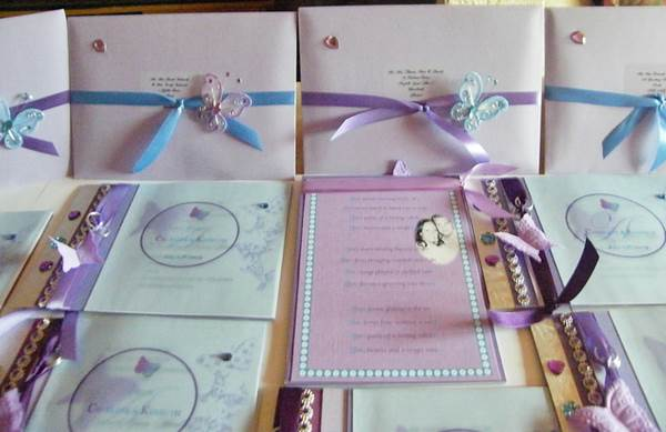 Get Inspired - Great Ideas For Wedding Invitations With A Twist 1