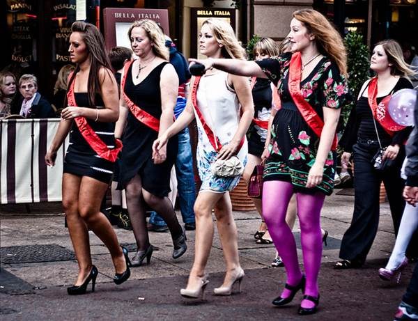 How To Organise A Great Hen Party 4