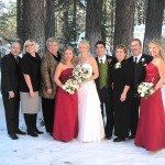 Is An Outdoor Wedding Reception In Winter Just Plain Crazy?