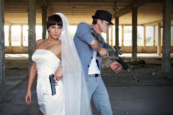 Want A Wedding With A Difference - Check Out Some Of The Craziest Themed Weddings Of All Time 1