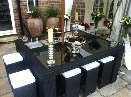 How to Create a Theme for Your Wedding Using Furniture 7